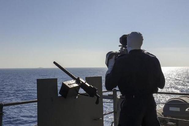 Ankara annonce de nouvelles manoeuvres navales et accuse la France