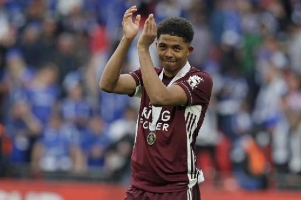 Fracture du péroné pour le défenseur de Leicester Wesley Fofana