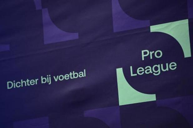 Jupiler Pro League - Negende wedstrijd wekelijks op maandagavond
