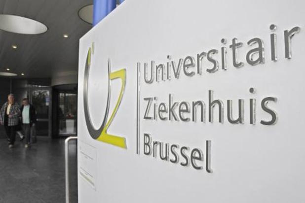 L'UZ Brussel double le nombre de lits en soins intensifs