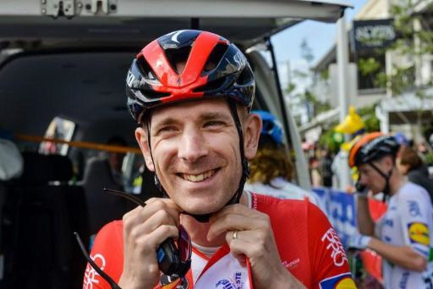 Le Danois Morkov autorisé par l'UCI à participer aux championnats du monde de cyclisme sur piste après sa quarantaine