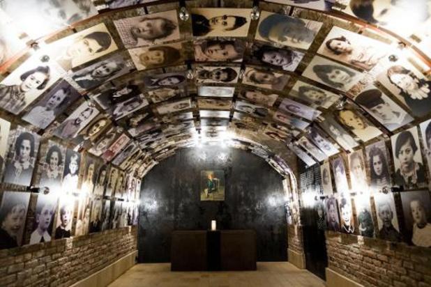 Kazerne Dossin voegt 281 foto's toe aan herdenkingswand