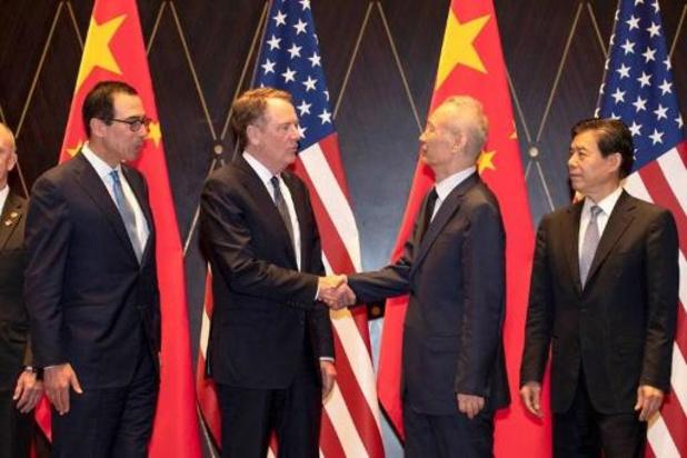 Reprise jeudi des négociations commerciales entre Pékin et Washington