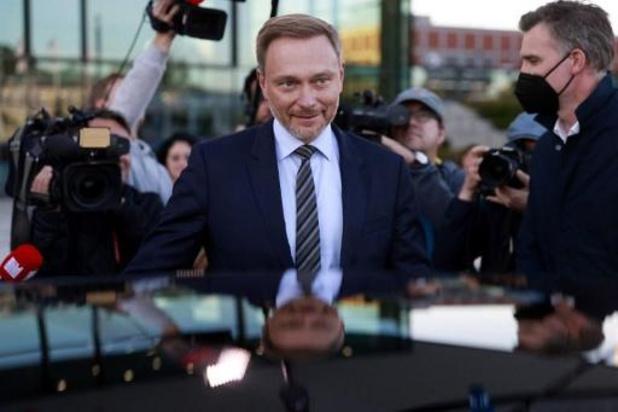 Duitse Sociaaldemocraten starten gesprekken met Groenen en liberalen