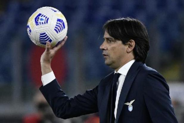 Simone Inzaghi is de nieuwe coach van Inter Milaan