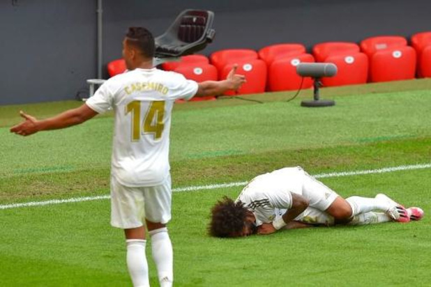 Marcelo (Real Madrid) touché à l'adducteur