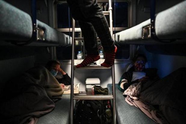 Franse regering bestudeert nachttreinen naar België