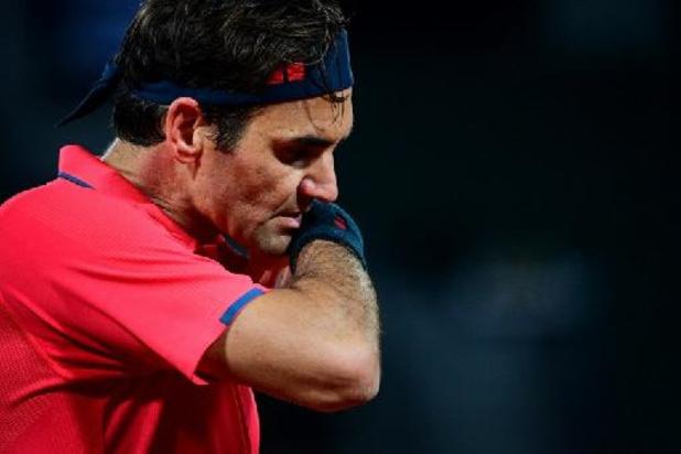 Roger Federer battu au 2e tour à l'approche de Wimbledon