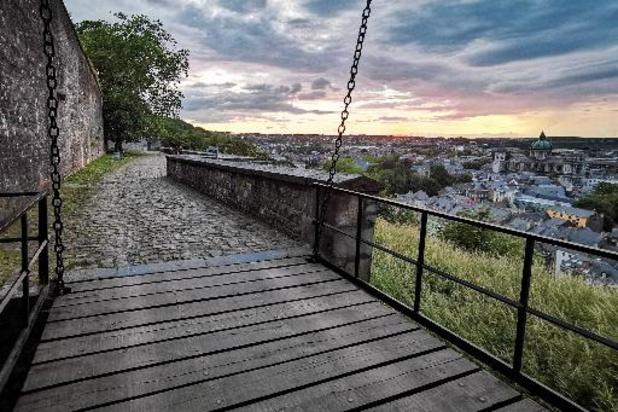 De nombreuses animations en plein air tout l'été à la Citadelle de Namur