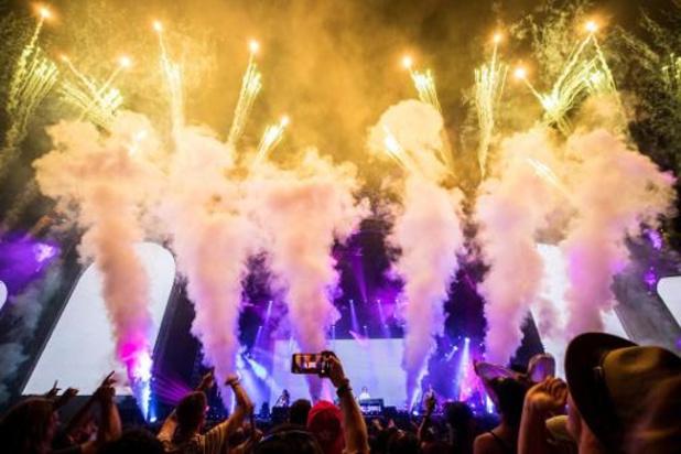 """La retransmission du Tomorrowland """"virtuel"""" à Tour & Taxis à Bruxelles annulée ce samedi"""