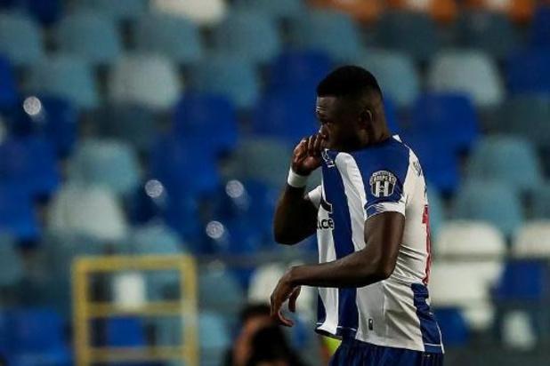 Chancel Mbemba (ex-Anderlecht) schenkt Porto en Sergio Conceiçao de dubbel
