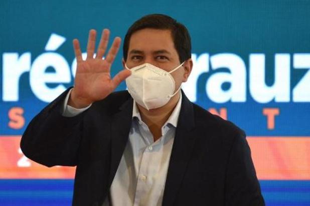 Présidentielle en Equateur: 2e tour entre le socialiste Arauz et le conservateur Lasso