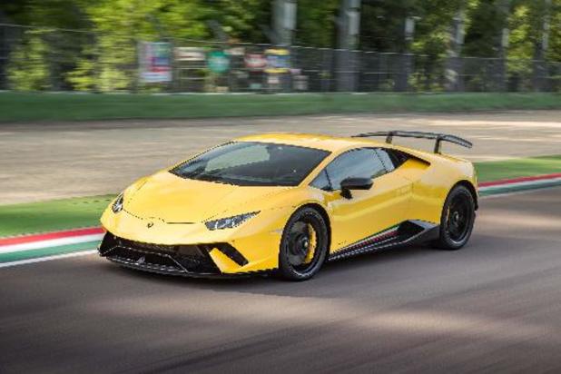 Lamborghini Huracán overklast de Gallardo