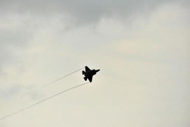 F-35-gevechtsvliegtuig neergestort in de VS, pas enkele dagen na crash F-22