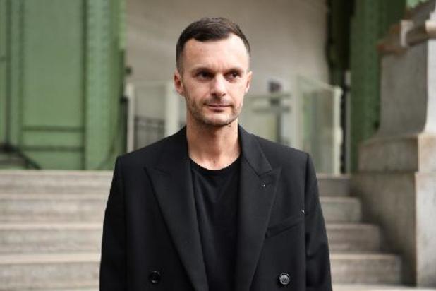 Berluti: le Belge Kris Van Assche quitte la direction artistique