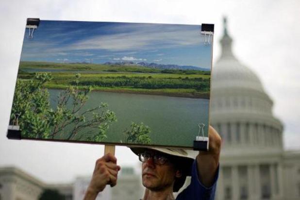 President Trump laat olieboringen toe in natuurgebied Alaska