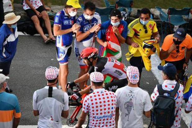 Renners moeten zich opnieuw laten testen in Tour de France