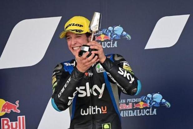 Barry Baltus 18e du Grand Prix de Styrie remporté par l'Italien Vietti