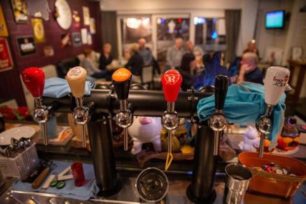 Minder Vlaamse steun voor cafés dan tijdens eerste lockdown