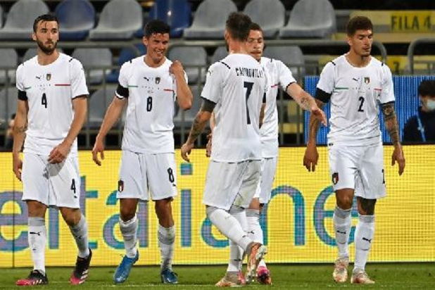 Euro 2020 - L'Italie s'amuse contre Saint-Marin (7-0) en préparation