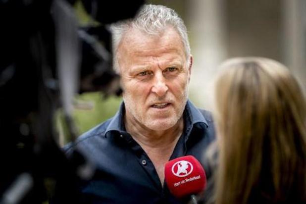 Situatie Peter R. de Vries is ongewijzigd