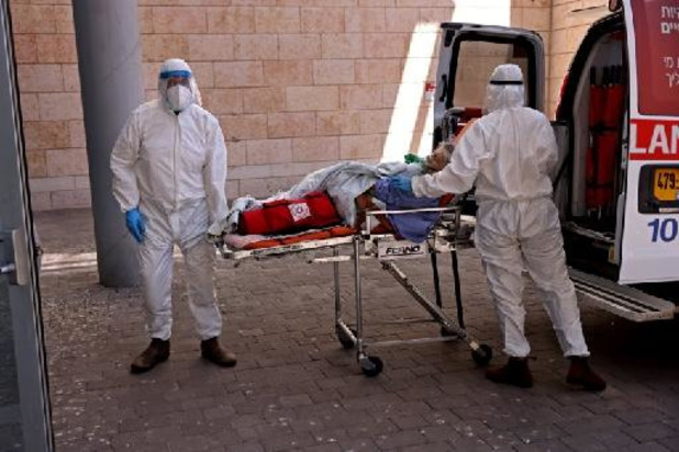 Israël: l'armée en renfort pour soigner les malades du Covid chez eux