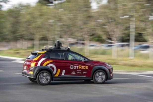 Vier op tien Belgen denken dat er nooit volledig autonome wagens zullen rondrijden