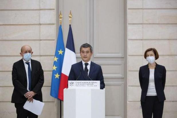 France: Gérald Darmanin ira en Tunisie et Algérie pour parler lutte contre le terrorisme
