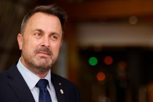 Doodsbedreigingen tegen Luxemburgse premier wegens coronabeleid