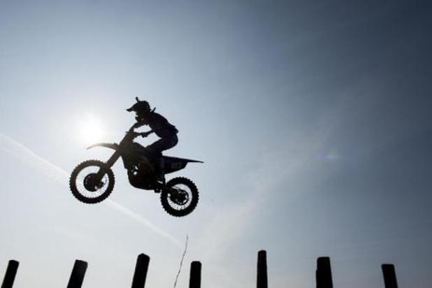 Championnat du monde de motocross : doublé néerlandais au GP de Chine, Jago Geerts sur le podium mondial en MX2