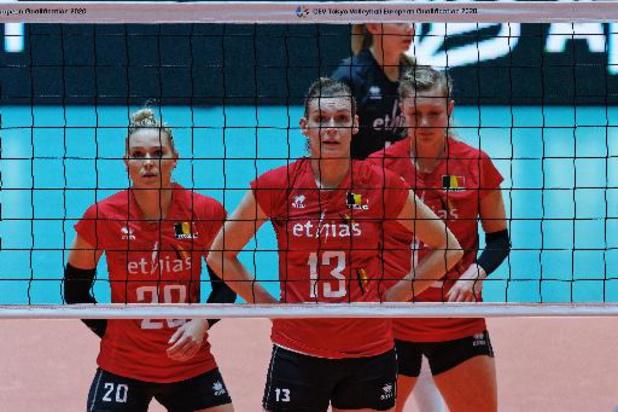 """Championnat d'Europe de volley féminin - """"Une super victoire contre un pays du top mais rien n'est fait"""", prévient Van Avermaet"""