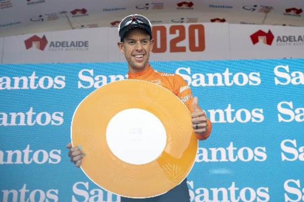 Richie Porte restera un an de plus le tenant du titre du Tour Down Under, encore annulé