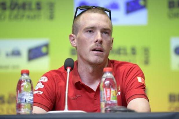 Mondiaux de cyclisme : Rohan Dennis défendra son titre mondial du contre-la-montre