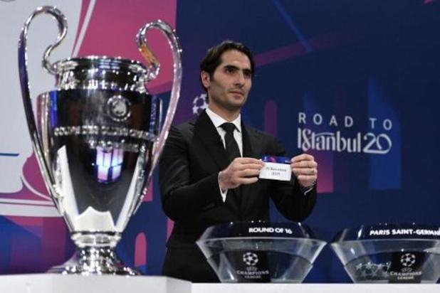 Tirage au sort vendredi de l'épilogue des compétitions européennes de football
