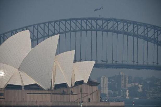 Bosbranden Australië - Australische premier erkent bezorgdheid van inwoners van Sydney