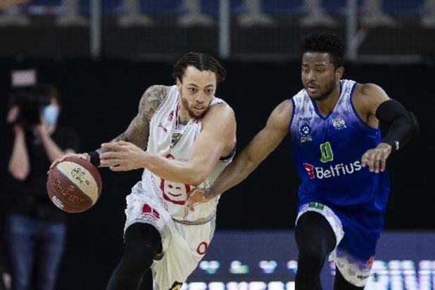 Anvers potentiellement avec Mons dans le groupe F en FIBA Europe Cup