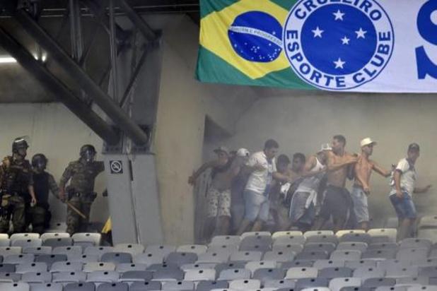 Le club de Cruzeiro relégué pour la première fois de son histoire