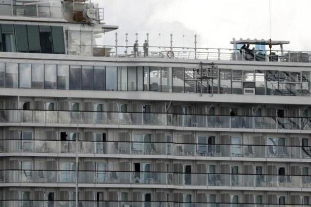 Touroperator TUI laat 3.000 mensen aan boort van cruiseschip testen