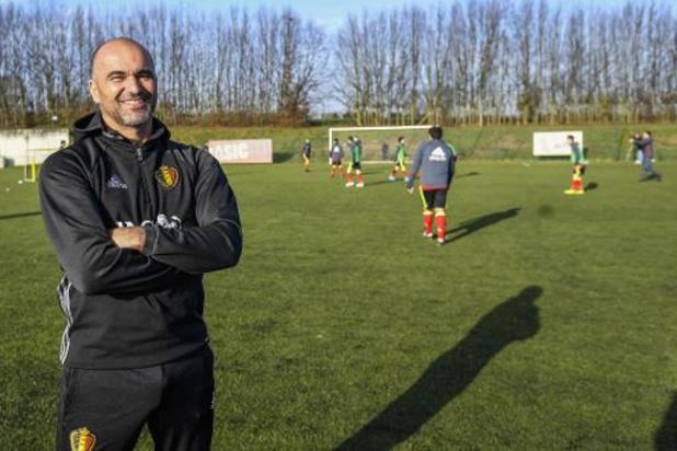 Bondscoach Roberto Martinez verlengt contract tot 2022