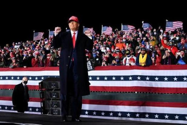 Présidentielle américaine 2020 - Insultes, attaques: la campagne de Trump et Biden dans les Etats-clés se tend davantage