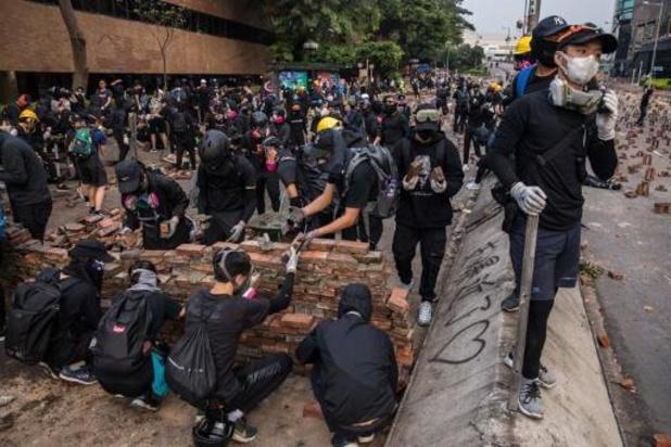 KU Leuven roept haar 17 studenten uit Hongkong terug