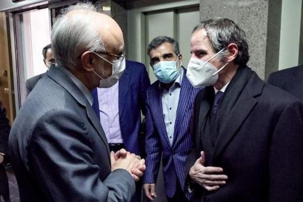 """Pourparlers avec l'AIEA: Téhéran se réjouit d'un """"résultat significatif"""""""