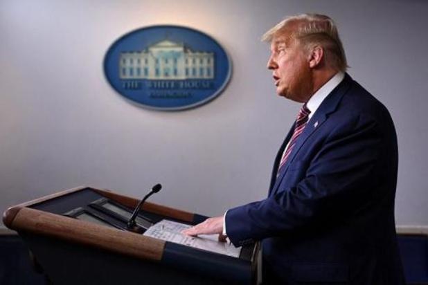 """Amerikaanse presidentsverkiezingen - """"Als je de wettige stemmen telt, win ik de verkiezingen gemakkelijk"""" (Trump) - 2"""