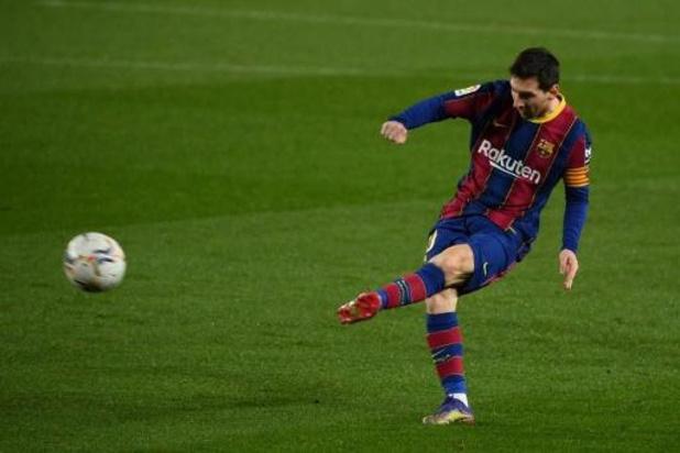 """La Liga - """"Je n'ai rien décidé"""": Messi n'a pas encore tranché sur son éventuel départ du Barça"""