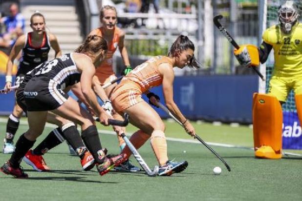 11e titre continental féminin pour les Pays-Bas, vainqueurs 2-0 de l'Allemagne en finale