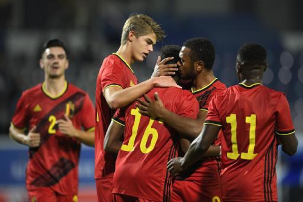 Belgische beloften treffen Denemarken, Turkije, Schotland en Kazachstan in kwalificaties