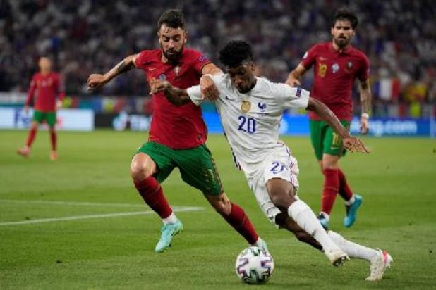 Euro 2020 - La France et le Portugal se quittent dos-à-dos dans une histoire de penalties