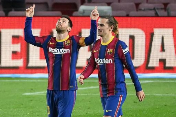 La Liga - Le Barcelone et Lionel Messi en démonstration avant le PSG