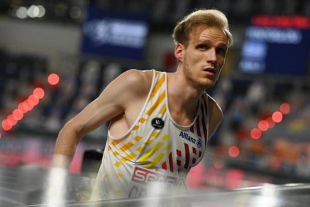 Championnats d'Europe d'athlétisme en salle - Eliott Crestan peut aller en demi-finale l'esprit tranquille
