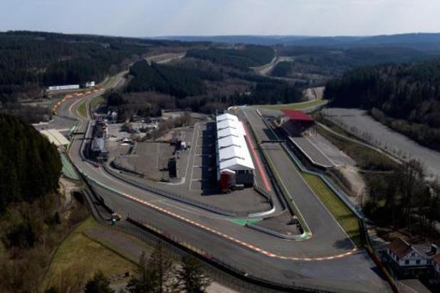"""""""GP Formule 1 van België op 30 augustus achter gesloten deuren"""", bevestigt organisatie"""